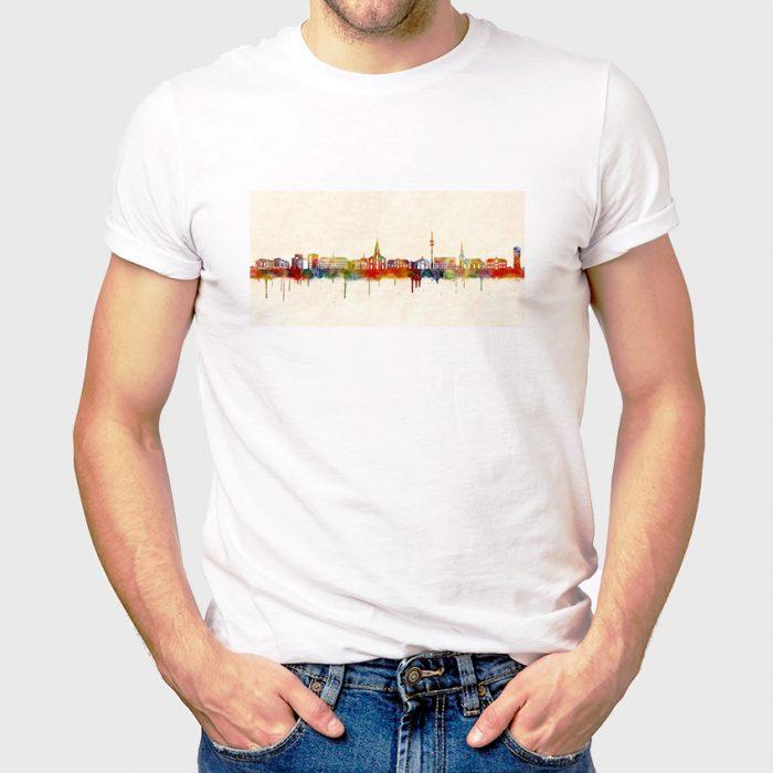 Guetersloh Skyline Farbe 1 700x700, Kunstbruder