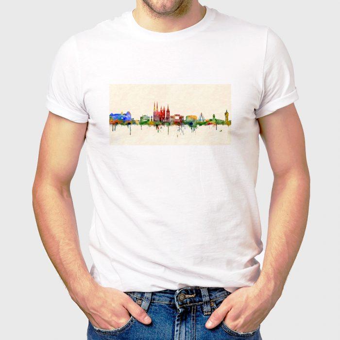 HalleSaale Skyline Farbe 1 700x700, Kunstbruder