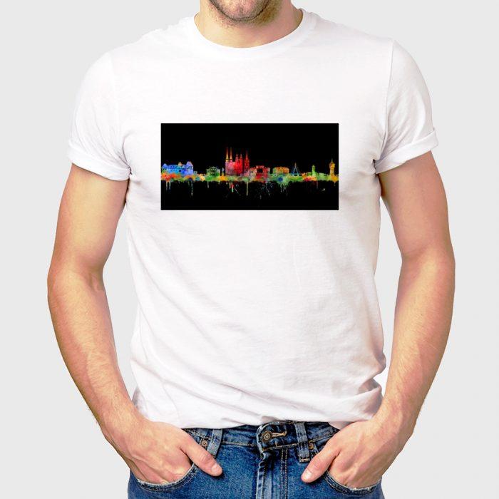 HalleSaale Skyline Neon 1 700x700, Kunstbruder