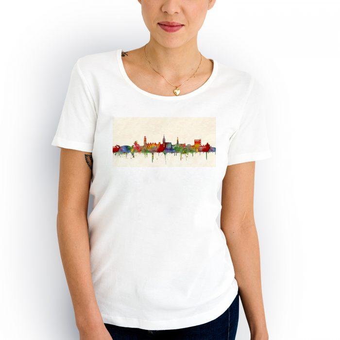 Hannover Skyline Farbe 2 700x700, Kunstbruder