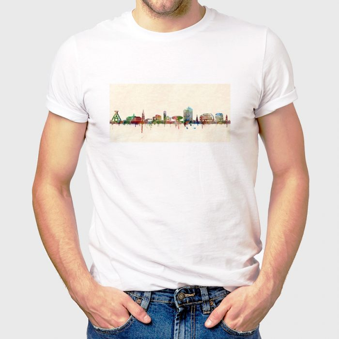 Herne Skyline Farbe 1 700x700, Kunstbruder
