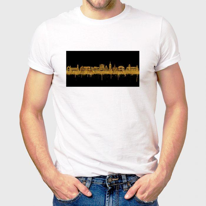Hildesheim Skyline Gold 1 700x700, Kunstbruder