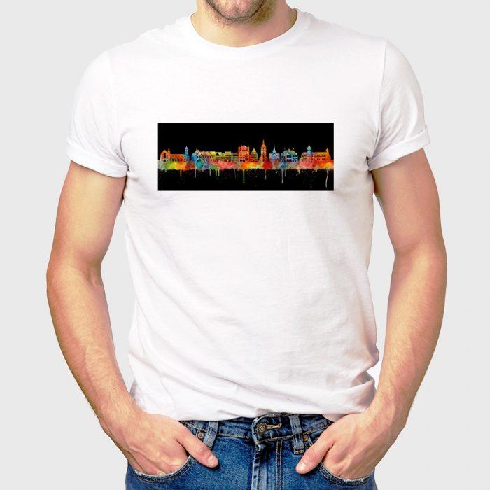 Hildesheim Skyline Neon 1 700x700, Kunstbruder